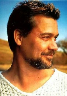 16f18cdce81 Eddie Van Halen~quite the handsome man he turned out to be