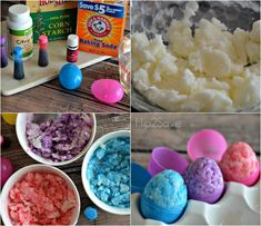Homemade Easter Egg Shaped Bath Bombs - - How to make bath bombs You are in the right place about pixi Skincare Here we offer you the most be - Bath Bombs Scents, Lush Bath Bombs, Crafts For Girls, Crafts To Make, Bath Bomb Packaging, Bath Bomb Kit, Easy Homemade Gifts, Bath Bomb Recipes, Egg Shape