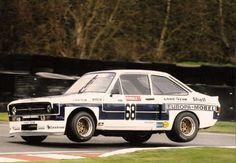 Although a Formula One constructor from 1985-89, Zakspeed is better known for its FIA Group 2 Escorts and its Group 5 Capris.