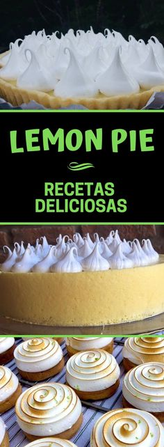 Lemon pie receta original y otras opciones fciles y tentadoras if you love lemon this pie is for you! this tangy lemon pie is cool smooth and creamy! Best Lemon Pie Recipe, Lemon Pie Receta, Shaker Lemon Pie, Pie Recipes, Dessert Recipes, Lemon Icebox Pie, Green Curry Chicken, Red Wine Gravy, Onion Pie