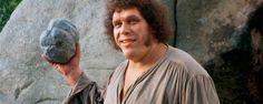 Noticias de cine y series: Se planea un biopic de André el Gigante, el actor de La princesa prometida