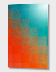 """""""Beach Pixel Surface"""", Numbered Edition Aluminum Print by danny ivan - From $69.00 - Curioos"""
