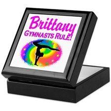 GYMNAST DREAM Keepsake Box Personalized Gymnastics keepsake and jewelry boxes décor to delight your beautiful Gymnast. http://www.cafepress.com/sportsstar/10114301 #Gymnastics #Gymnast #WomensGymnastics #Gymnastgift #Lovegymnastics #PersonalizedGymnast