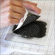 eunice kim collograph very original work