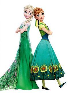 Elsa and Anna Frozen Fever Render Anna Frozen, Frozen Kids, Frozen Sisters, Frozen Movie, Olaf Frozen, Frozen Sister Quotes, Frozen Quotes, Frozen Party, Princesa Disney Frozen