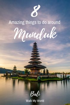 The countryside area of Munduk offers a lot of the best things to do in Bali without the crowds. Here is 8 amazing things to do in Munduk, Bali.