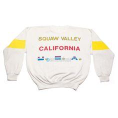 fe22102c8b357 Adidas Sweatshirt 1960 Winter Olympics U.S.A  adidas  vintage  crewneck Vintage  Adidas