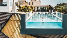 10 Picturesque Swimming Pools You Can Find in the Philippines Interior Architecture, Interior Design, Amazing Places, Philippines, Dip, The Good Place, Swimming Pools, Canning, Outdoor Decor
