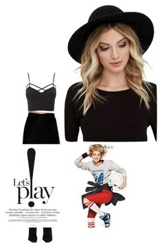 """""""Yuppy"""" by christine-steenkamp on Polyvore featuring Native Rose, Charlotte Russe, RHYTHM and plus size clothing"""