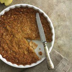 Sprød smuldretærte - Opskrifter