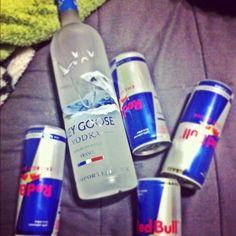 Brand Recognition: Red Bull & Vodka (No one says Monster & Vodka or Energy Drink & Monster)