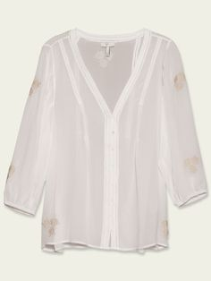Joie - Casper Top   #joiefallfashion fun cami and belt underneath for holidays/fall