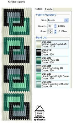 contemporary bead loom patterns for beginners Peyote Beading Patterns, Peyote Stitch Patterns, Bead Crochet Patterns, Seed Bead Patterns, Beaded Bracelet Patterns, Weaving Patterns, Jewelry Patterns, Loom Beading, Bead Loom Bracelets