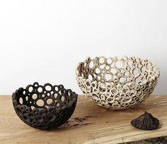 Ceramics by Lisa Ellul at Studiopottery.co.uk - 2015.