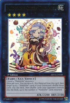 Madolche Queen Tiaramisu - ABYR-EN048