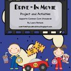 @LeafyGirraffe  This mini unit contains a Drive-In Movie themed project with activities.  Here is what's included: -Car Project instructions with activity ideas an...