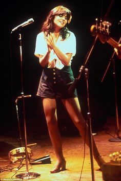Vintage: Linda Ronstadt started out as a 60s rock chick and went on to become one of the world's best-selling artists