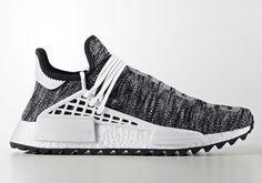 save off df1f9 56f61 2018 Shop Pharrell x adidas NMD Hu Trail Core Black Footwear White  Basketball Shoe For Sale. Dyltron · Shoes I like
