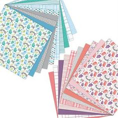 Our Memories for Life LITTLE ONES 12x12 Designer Cardstock Paper #baby #scrapbooking