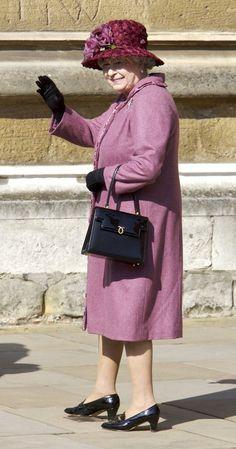 Queen Elizabeth II's Epic Easter Hats Through The Years