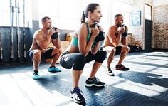 6 Moves That Burn A Ton Of Calories (And Are Not Burpees) - SELF