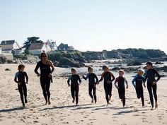 Fans de surf ? Découvrez l'école de Surf et Rescue - BreizhAway