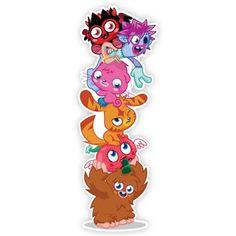 WALLS 360 wall graphics: Moshi Monsters Moshi Monsters, Childhood Toys, Smurfs, Princess Peach, Video Game, Doodles, Walls, Graphics, Storage