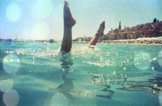 vacation, inspiration, warm water, water handstand