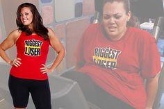 Jessica lost 92 lbs. on Season 10 of #BiggestLoser
