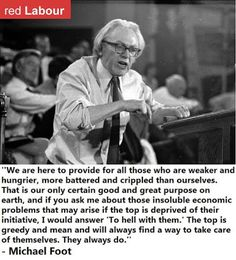When Labour had balls. Political Quotes, Political Cartoons, Something To Remember, Brave New World, Power To The People, Real Man, Social Justice, Have Time, Inspire Me