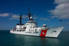 My first Coast Guard unit. USCGC Dallas WHEC-716