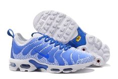 73328061384139 Superior Quality Nike Air Max Plus TN Ultra Sneakers White Royal Blue Men s  Running Shoes 881560 429