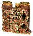 TRIXIE - Kleintier Käfig-Zubehör/Spielzeug Häuser