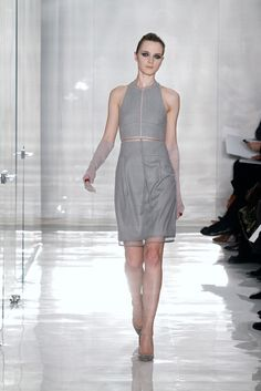 Ralph Rucci - Fall 2011 Ready-to-Wear - Look 22 of 62