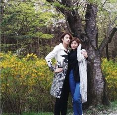Heechul on a date with Puff Ko for WGM