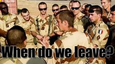 The French are in Mali. Will they ever leave?