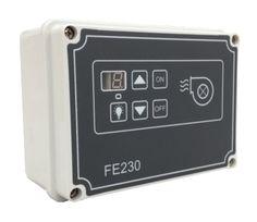 4.5 Digital speed regulator for single-fase induction motors FE230 (www.fasarelettronica.com)