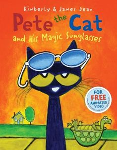 Pete the Cat is back in this newest picture book from a New York Times bestselling artist. This time, Pete wakes up feeling grumpy. But with the help of some magic sunglasses, he turns a down day into an awesome day! ($2.99)