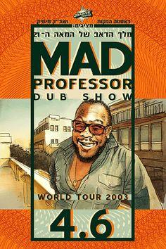 Mad Professor - Dub Show world tour
