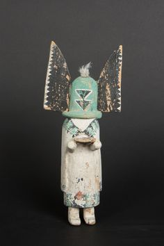 Crow Mother Kachina Doll | Galerie Flak