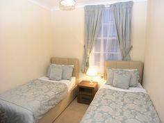 The One Bedroom/One Bath has a king-size bed, a fully-equipped kitchen, a dining room/lounge with a double sofa bed for additional complimentary use