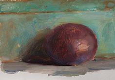 Plum and blue tin Julian Merrow-Smith. 9-17-16