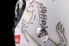 Vettel Helmet Design by JMD 2017