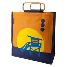 The Earth Day Essentials Event at Joss & Main offers this dahlin' Sunset Bag for the Beach - Let's GO!