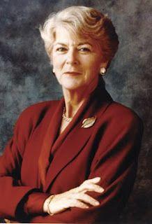 Geraldine Ferraro - United States Congresswoman and Vice Presidential Nominee