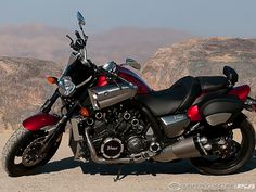 The 2010 Yamaha Star VMAX is a special order model, but Motorcycle USA finagled one for an afternoon ride. Climb on and join us for a 2010 Yamaha VMAX Quick Ride. Moto Bike, Motorcycle Bike, Motorcycle Images, Motorcycle Wallpaper, V Max, Motosport, Cool Motorcycles, Hot Rides, Jeep Wrangler Unlimited