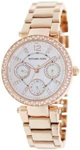 Michael Kors Women's MK5616 Parker Rose Gold Watch