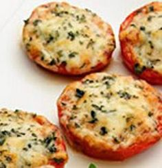 Cathe Friedrich - Baked Tomatoes