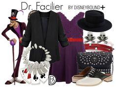 Disney Bound Dr Facilier