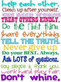 I think this would work great in our schoolroom......Sweet Blessings: School Printables